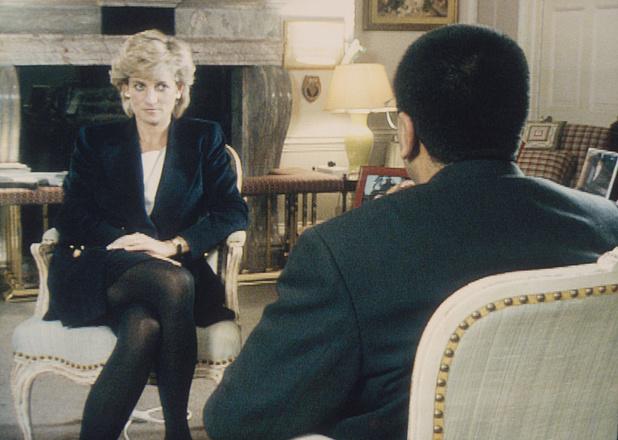 Interview BBC: Diana a-t-elle été piégée?