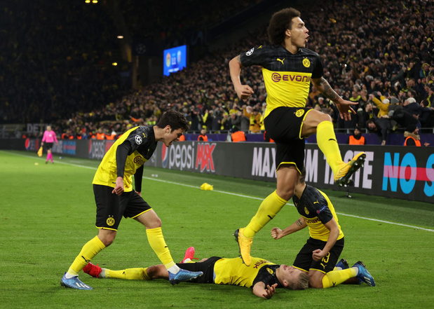 """Une semaine """"évidemment très importante"""" pour Dortmund"""