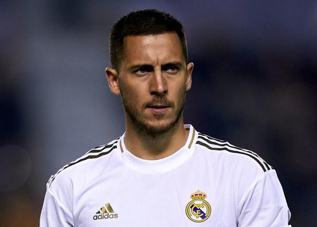 Roberto Martinez très inquiet pour Eden Hazard