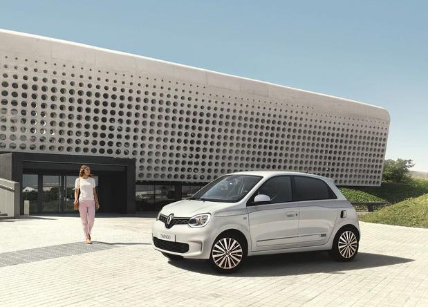 Renault hangt Twingo aan de stekker