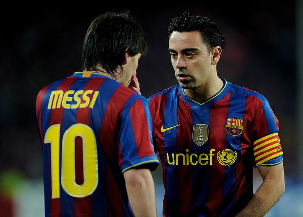 FC Barcelone: Lionel Messi égale le record de Xavi