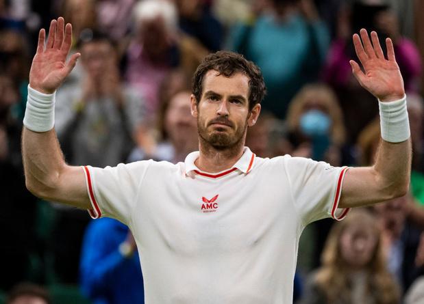 Wimbledon: Andy Murray continue, Venus Williams s'arrête