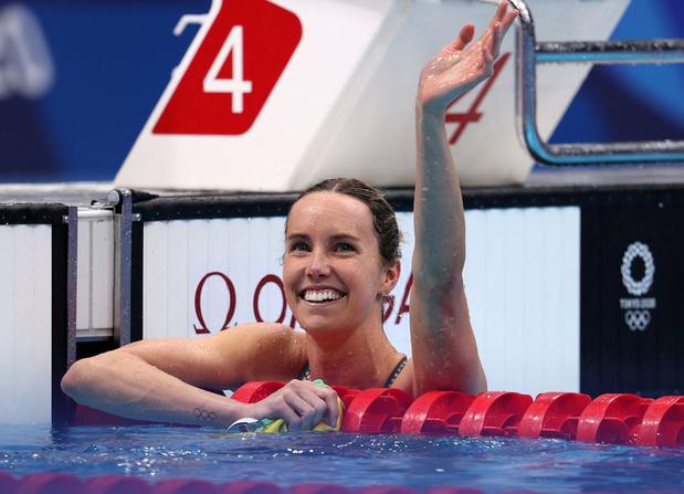 McKeon sur le 100 m libre féminin, le 200 m après le 100 m pour le sulfureux Rylov