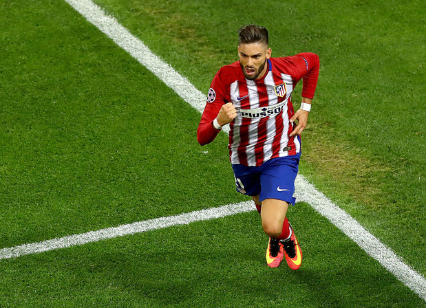 Yannick Carrasco retourne à l'Atlético Madrid (OFFICIEL)