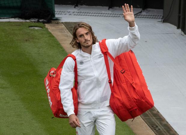 Wimbledon: Murray passe, Tsitsipas et Kvitova chutent d'entrée