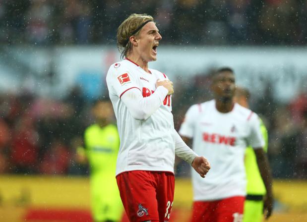 Bornauw ouvre son compteur buts en Bundesliga