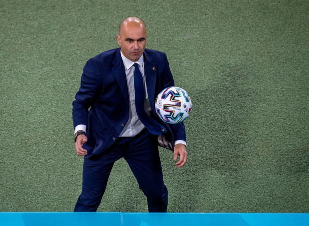 Roberto Martinez ne quittera pas les Diables après l'Euro