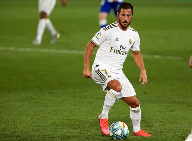 """Eden Hazard """"va mieux"""", """"les joueurs veulent accomplir de grandes choses"""", assure Zidane"""