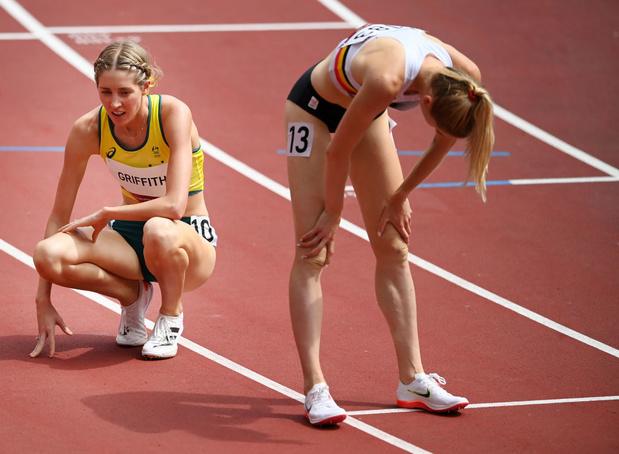 Elise Vanderelst éliminée dans une demi-finale du 1500 m remportée par Sifan Hassan