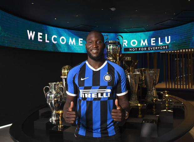 C'est fait, Lukaku rejoint l'Inter Milan!