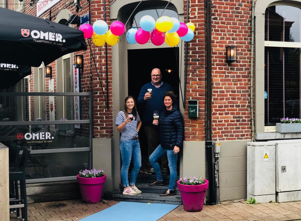 Bockor Café Ardooie haalt meeste likes