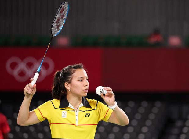 Tokyo 2021: Lianne Tan éliminée du tournoi de badminton
