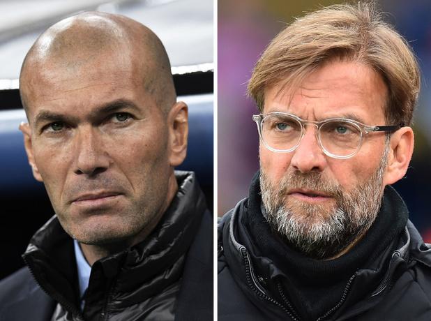 Ligue des champions: Zidane contre Klopp, acte II, trois ans après la finale de 2018
