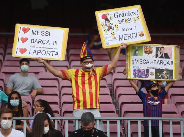 FC Barcelone: une situation symptomatique du monde (du sport) ?