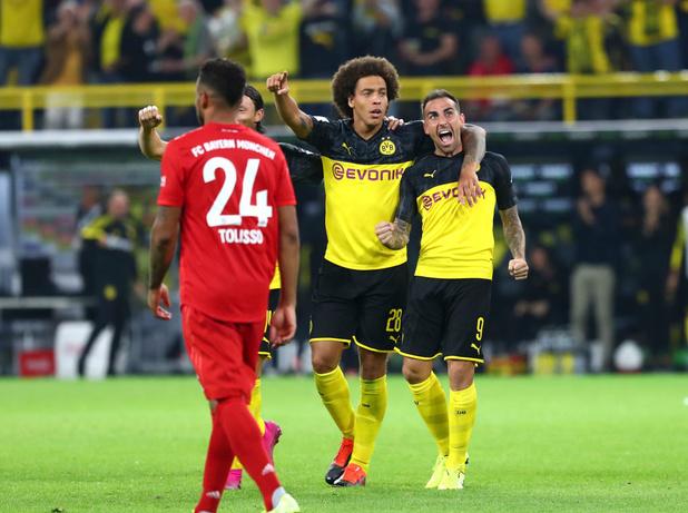 Dortmund lance un défi au Bayern