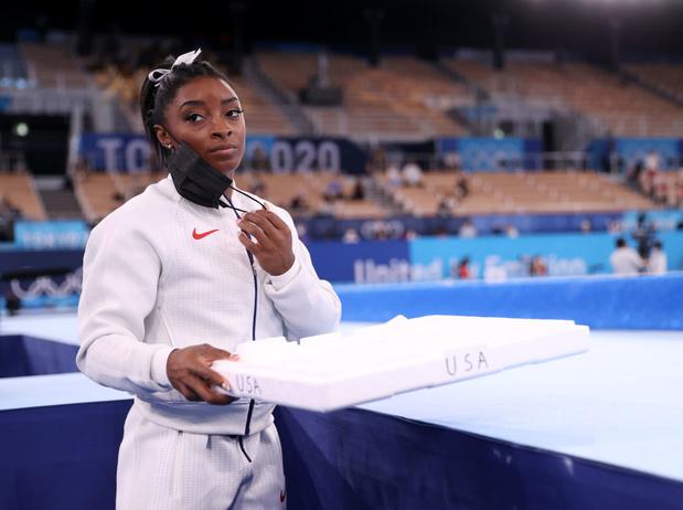 Simone Biles renonce au concours général individuel pour se concentrer sur sa santé mentale