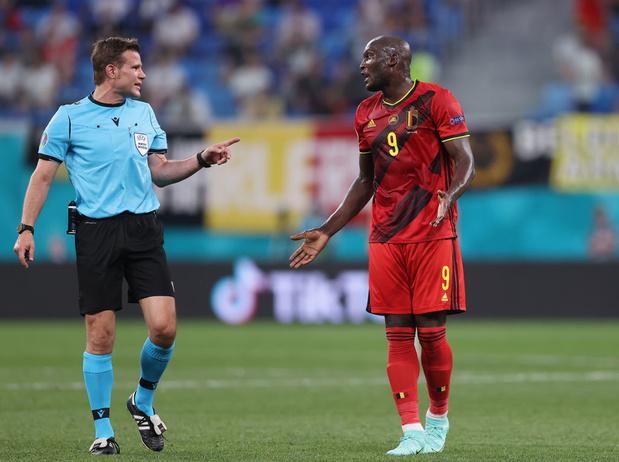 EURO 2021: L'arbitre de Belgique-Finlande sifflera aussi les Diables contre le Portugal