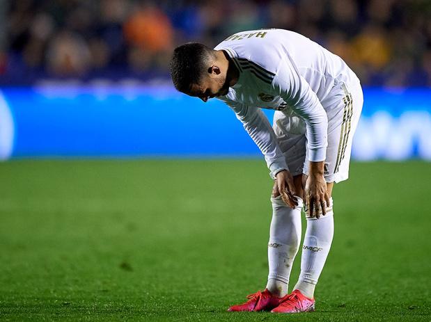 Eden Hazard, le gouffre d'inquiétudes