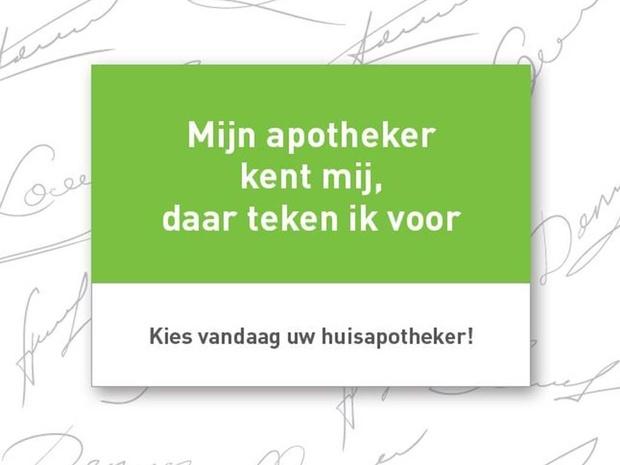 Eén Vlaams-Brabantse apotheker op tien somber over eigen toekomst