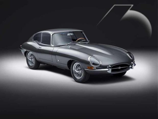Jaguar Type E : reconstruire pour le souvenir