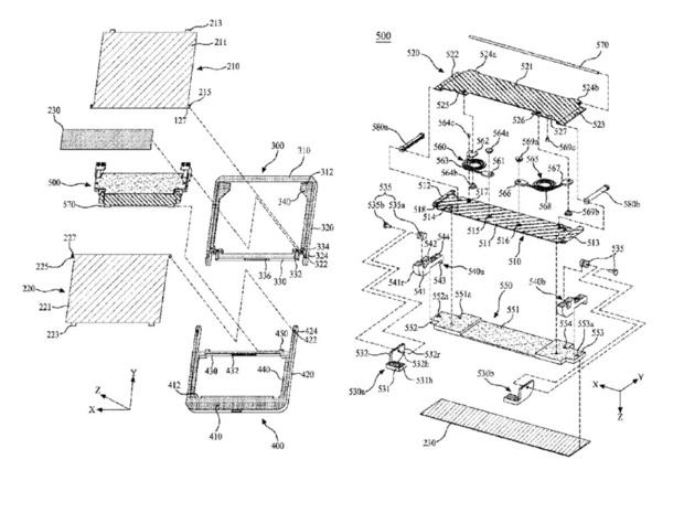 Une demande de brevet dévoile le projet d'un iPhone pliable chez Apple