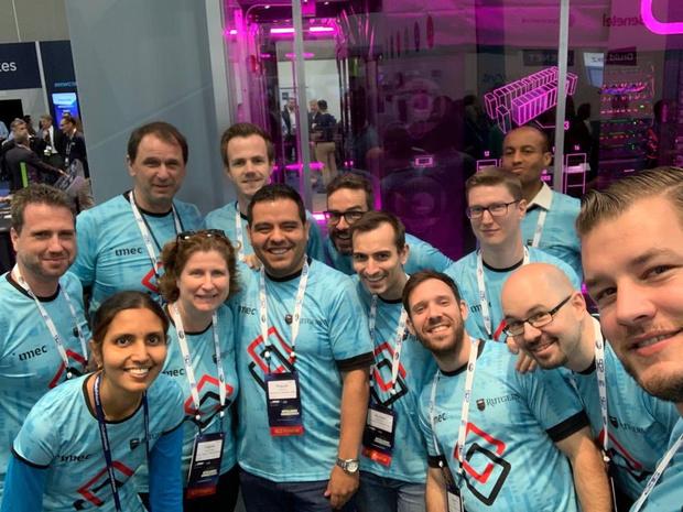 Des chercheurs belges se classent à la sixième place d'un concours international de communication sans fil