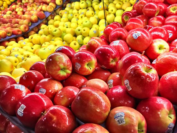 Meer Belgisch, maar minder Zuid-Europees fruit in supermarkten