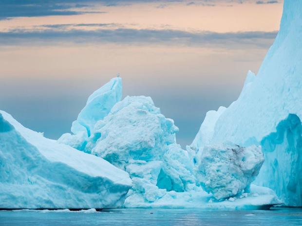 Du plastique retrouvé jusque dans les neiges de l'Arctique