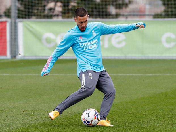 Eden Hazard va rejouer avec le Real Madrid