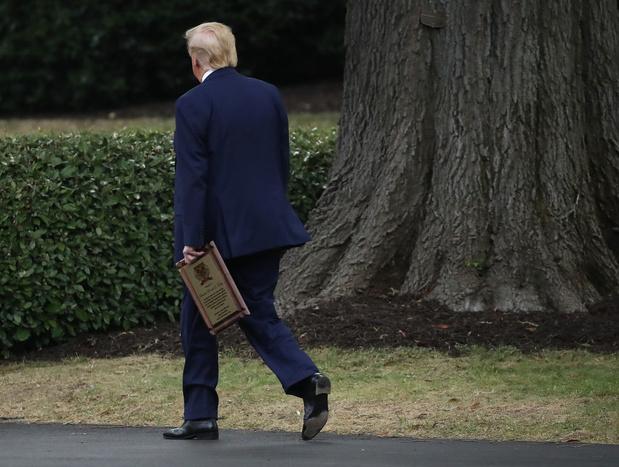 L'impeachment aux États-Unis: deux acquittements, une démission. Et Trump?