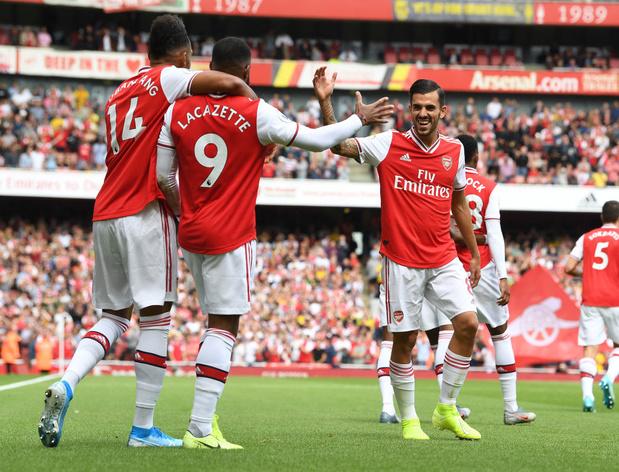 L'enthousiaste Arsenal au révélateur Liverpool