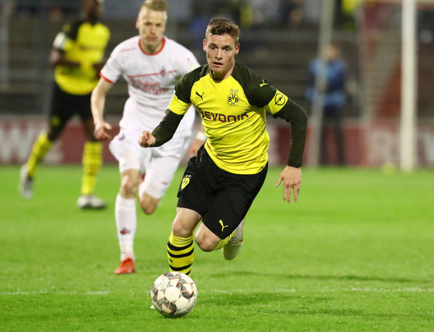 Mercato: Anderlecht engage un milieu espagnol du Borussia Dortmund