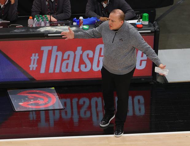 Tom Thibodeau élu coach de l'année en NBA