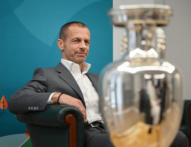 Le président de l'UEFA veut réformer le fair-play financier d'ici la fin de l'année