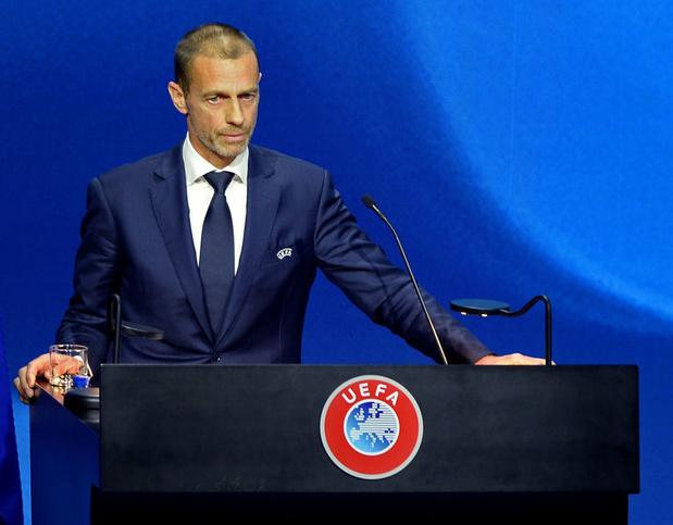 L'UEFA envisage toujours une action possible contre les initiateurs de la Super League