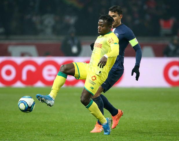 Moses Simon définitivement transféré à Nantes