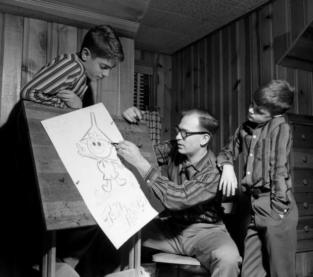 """Gene Deitch, le réalisateur de """"Tom and Jerry"""", est décédé"""