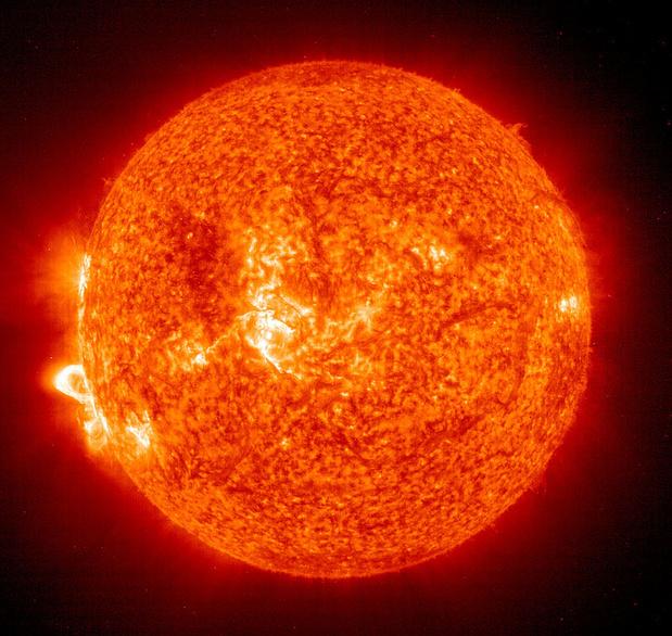 Zondag geeft de zon haar geheimen bloot