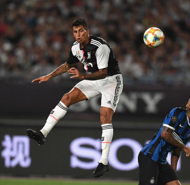La Juve et City s'échangent Joao Cancelo et Danilo