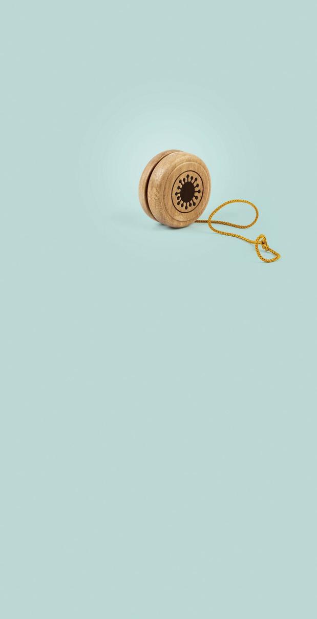 Coronagolven veroorzaken een jojo-economie