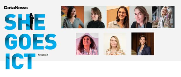 Voici les finalistes pour le titre d'ICT Woman et de Young ICT Lady of the Year 2021