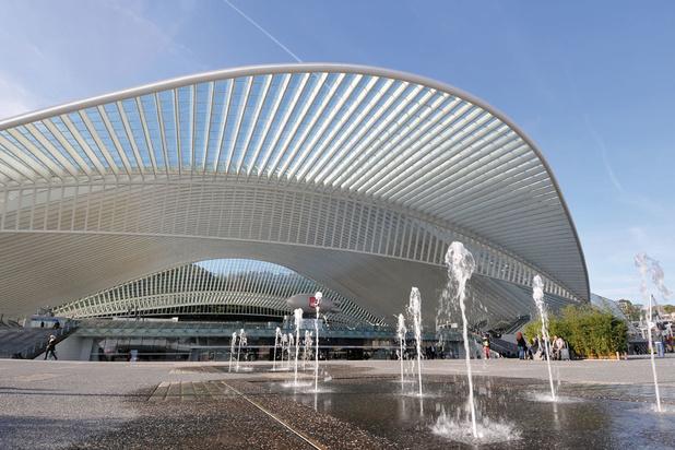 Découvrez Liège la futuriste