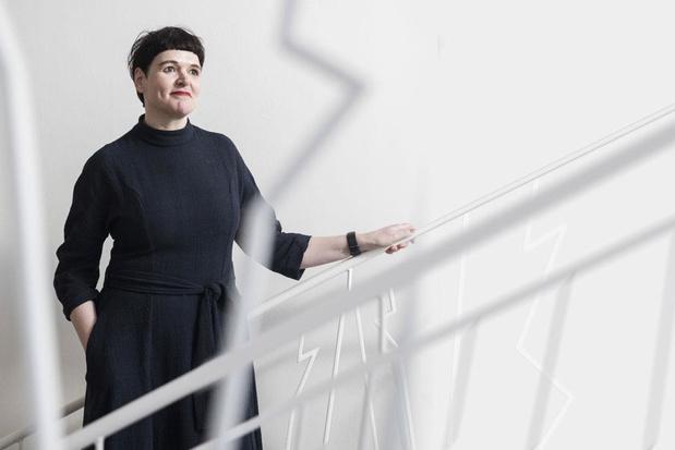 Adinda Van Geystelen, artistiek directeur Z33: 'We missen de trots die Duitsers en Fransen hebben'