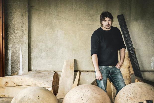 Meubelontwerper Kaspar Hamacher: 'De diversiteit aan beroepen is verdwenen'