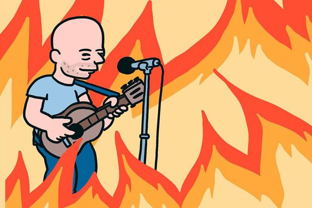 Flip Kowlier schreef de soundtrack voor de Boerke-animatiereeks: 'Mijn boekhouder zal content zijn'