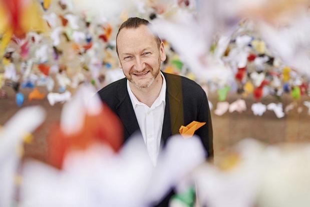 Designer Charles Kaisin: 'Elk project begint met een ontmoeting'
