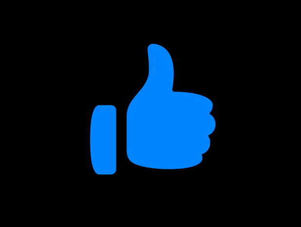 Facebook rolt nieuwe interface met donkere modus uit
