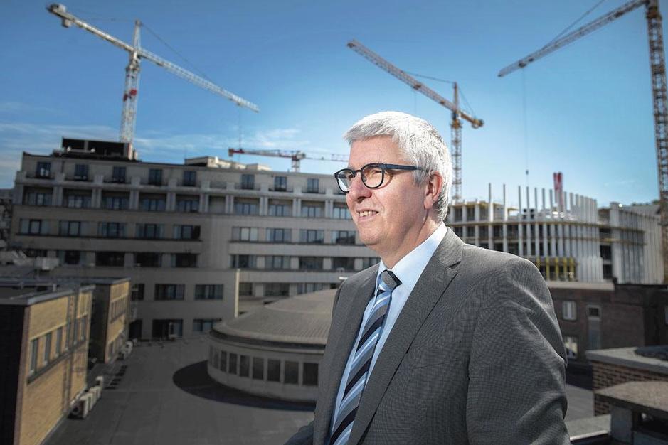VBO-topman Pieter Timmermans: 'De privésector kan een voorbeeld nemen aan onze ziekenhuizen'
