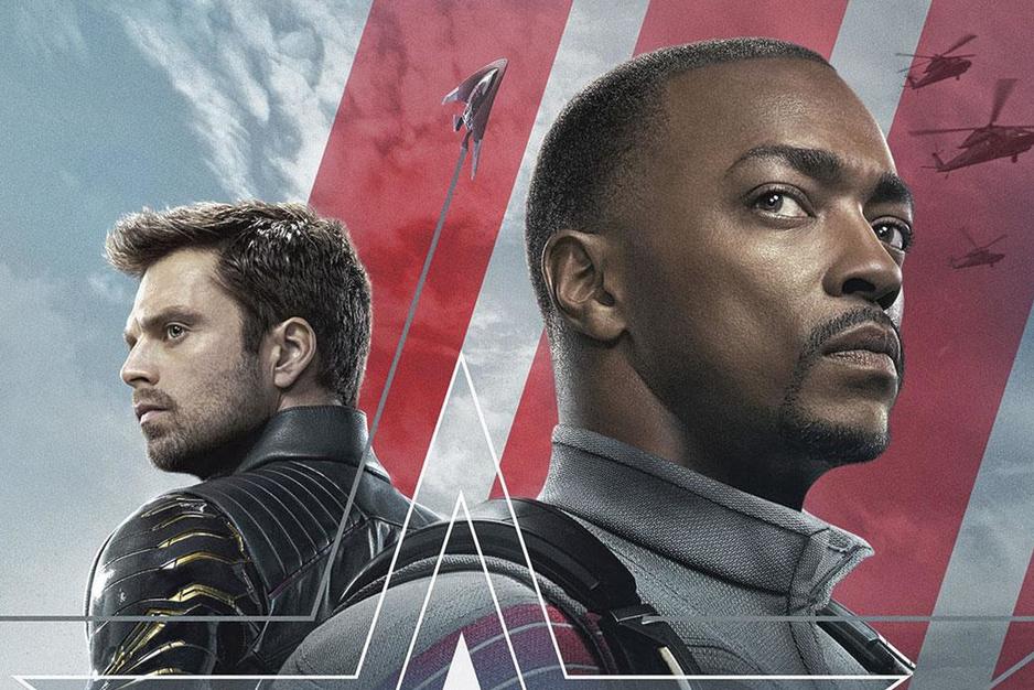'The Falcon and the Winter Soldier': de nieuwe Marvelhelden zijn wel heel alledaags