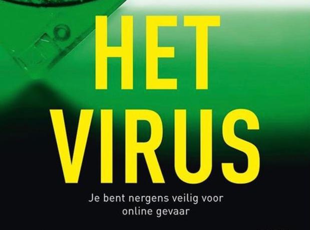 Belgische security-evangelist komt met cyberthriller over moorddadig computervirus